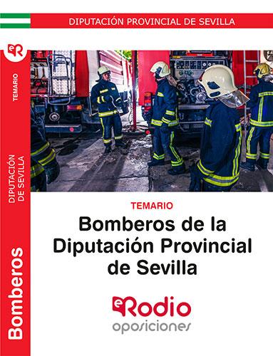 BOMBEROS DE LA DIPUTACIÓN PROVINCIAL DE SEVILLA. T