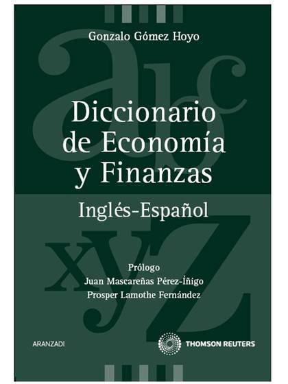 DICCIONARIO DE ECONOMÍA Y FINANZAS : INGLÉS-ESPAÑOL