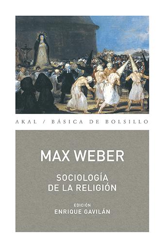 SOCIOLOGÍA DE LA RELIGIÓN.