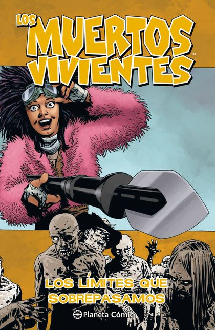 LOS MUERTOS VIVIENTES Nº 29.