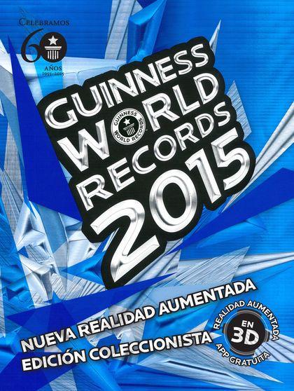 GUINNESS WORLD RECORDS 2015.