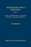 Tratados de lógica (Órganon) II