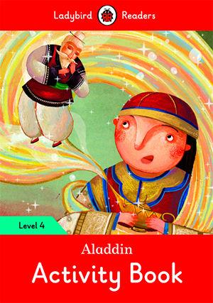 ALADDIN ACTIVITY BOOK (LB)