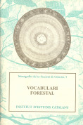 VOCABULARI FORESTAL