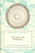 VOCABULARI FORESTAL