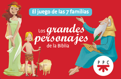 GRANDES PERSONAJES DE LA BIBLIA,LOS