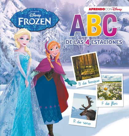 FROZEN. ABC DE LAS 4 ESTACIONES