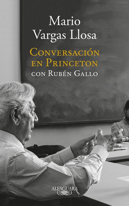 CONVERSACIÓN EN PRINCETON.