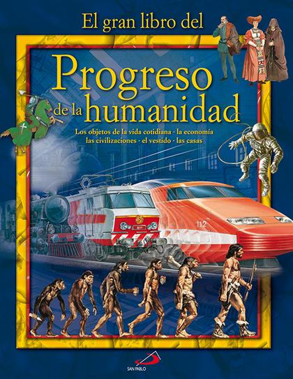 EL GRAN LIBRO DEL PROGRESO DE LA HUMANIDAD