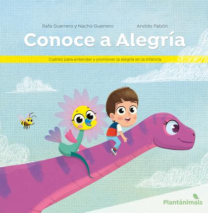 CONOCE A ALEGRÍA                                                                CUENTO PARA ENT