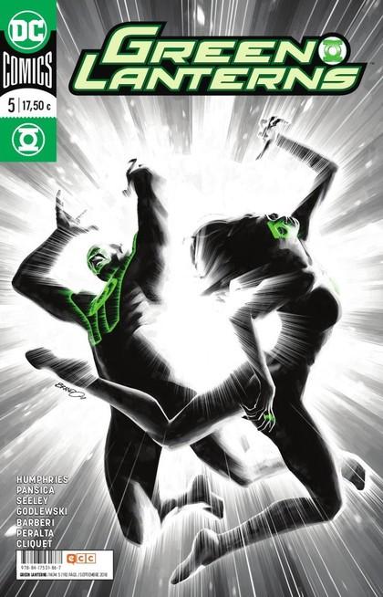 GREEN LANTERNS 05