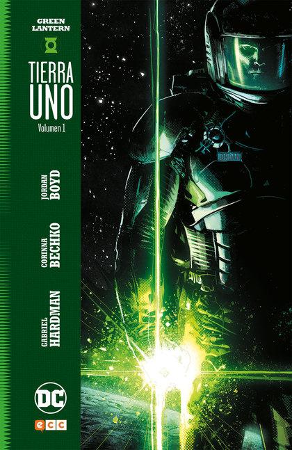 GREEN LANTERN: TIERRA UNO 01