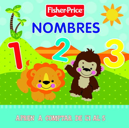 NOMBRES (FISHER-PRICE).