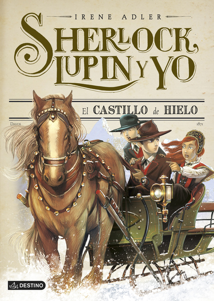 SHERLOCK, LUPIN Y YO 5. EL CASTILLO DE HIELO