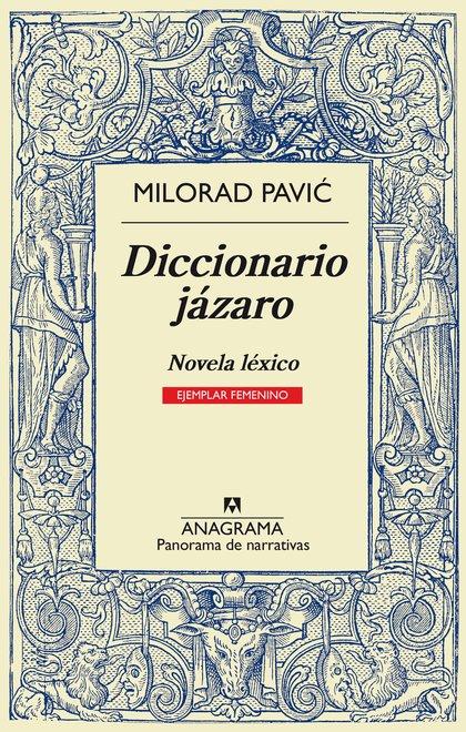DICCIONARIO JÁZARO (EJEMPLAR FEMENINO).