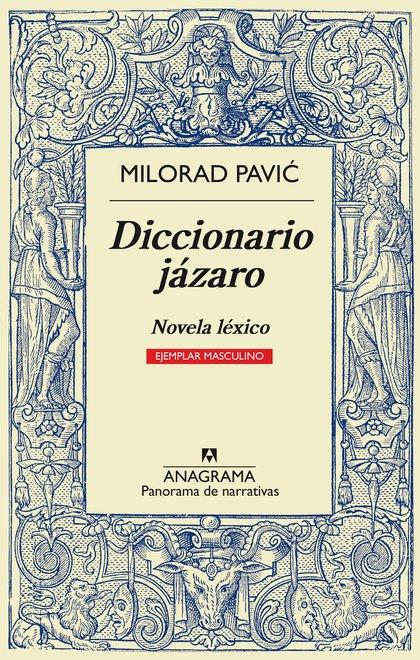 DICCIONARIO JÁZARO (EJEMPLAR MASCULINO).