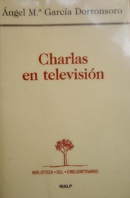 CHARLAS EN TELEVISIÓN