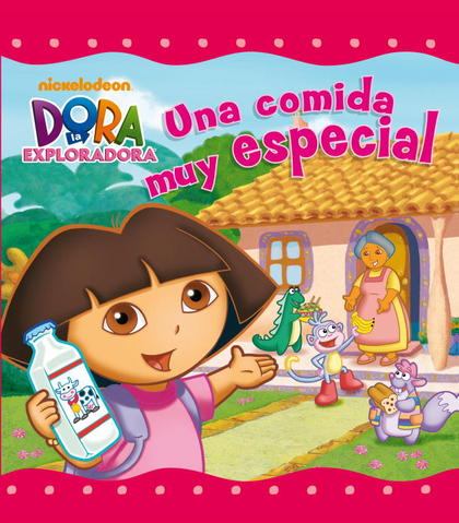 UNA COMIDA MUY ESPECIAL (DORA LA EXPLORADORA).