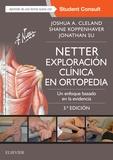 NETTER. EXPLORACIÓN CLÍNICA EN ORTOPEDIA + STUDENTCONSULT (3ª ED.)
