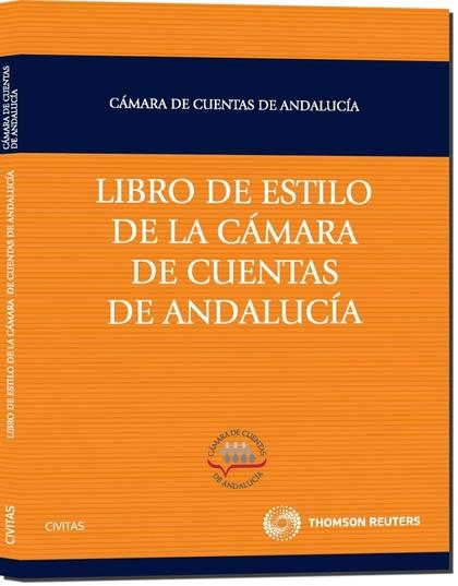 LIBRO DE ESTILO DE LA CÁMARA DE CUENTAS DE ANDALUCÍA