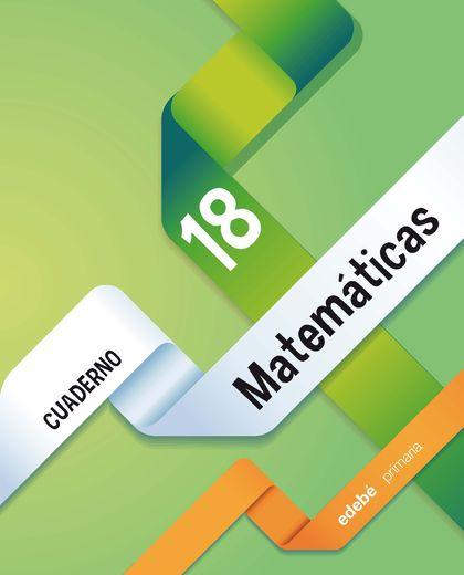 CUADERNO MATEMATICAS 18 EP TALENTIA 15.