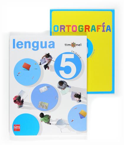 PROYECTO TIMONEL, LENGUA, 5 EDUCACIÓN PRIMARIA, 3 CICLO