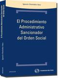 EL PROCEDIMIENTO ADMINISTRATIVO SANCIONADOR DEL ORDEN SOCIAL
