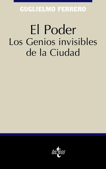 PODER : LOS GENIOS INVISIBLES DE LA CIUDAD