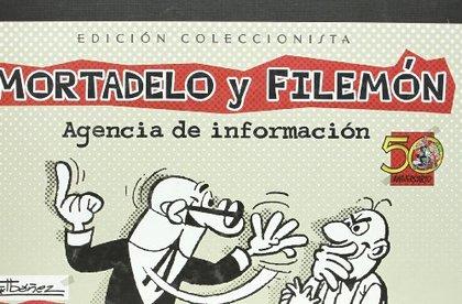 MORTADELO Y FILEMÓN, PULGARCITO