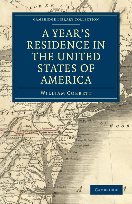 A YEAR´S RESIDENCE IN THE UNITED STATES OF AMERICA