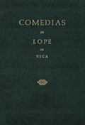 COMEDIAS DE LOPE DE VEGA (PARTE VII, VOLUMEN III). LA VIUDA, CASADA Y DONCELLA..