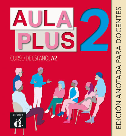 AULA PLUS 2 PROFESOR.