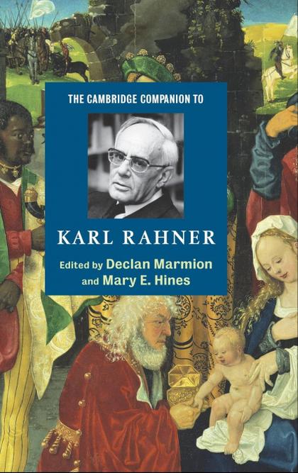 THE CAMBRIDGE COMPANION TO KARL RAHNER