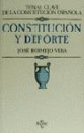 CONSTITUCION DEPORTE