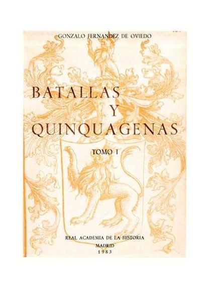 BATALLAS Y QUINQUAGENAS I..