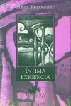 INTIMA EXIGENCIA