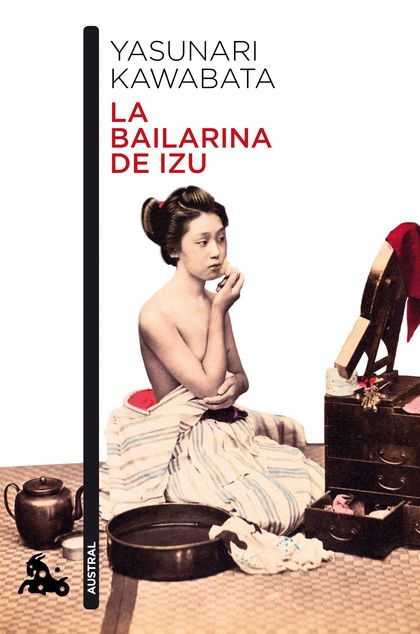 LA BAILARINA DE IZU.