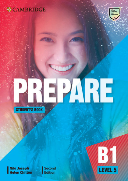 PREPARE SECOND EDITION. STUDENT´S BOOK. LEVEL 5