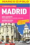 MADRID. CON MAPAS DE LA CIUDAD