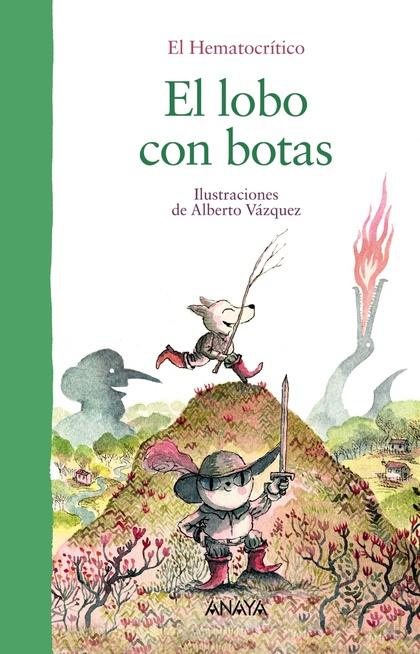 EL LOBO CON BOTAS.