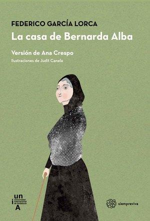 LA CASA DE BERNARDA ALBA                                                        LECTURA FÁCIL