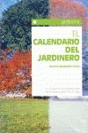 EL CALENDARIO DEL JARDINERO