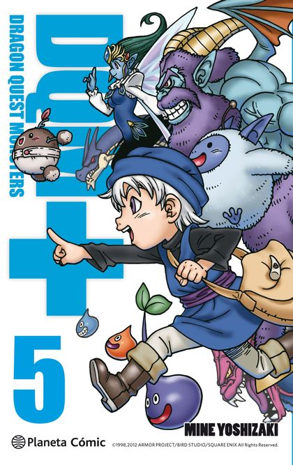 DRAGON QUEST MONSTERS Nº 05/05.