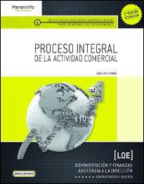 PROCESO INTEGRAL DE LA ACTIVIDAD COMERCIAL (2ª ED.)