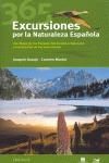 365 EXCURSIONES POR LA NATURALEZA ESPAÑOLA