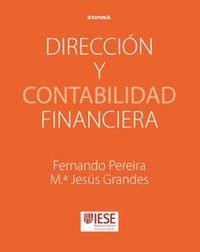 DIRECCION Y CONTABILIDAD FINANCIERA 3ºEDICION.