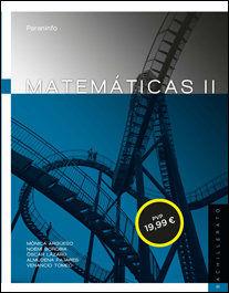 MATEMÁTICAS II. 2º BACHILLERATO (LOMCE).