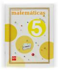 MATEMÁTICAS, 5 EDUCACIÓN PRIMARIA. 2 TRIMESTRE. CUADERNO