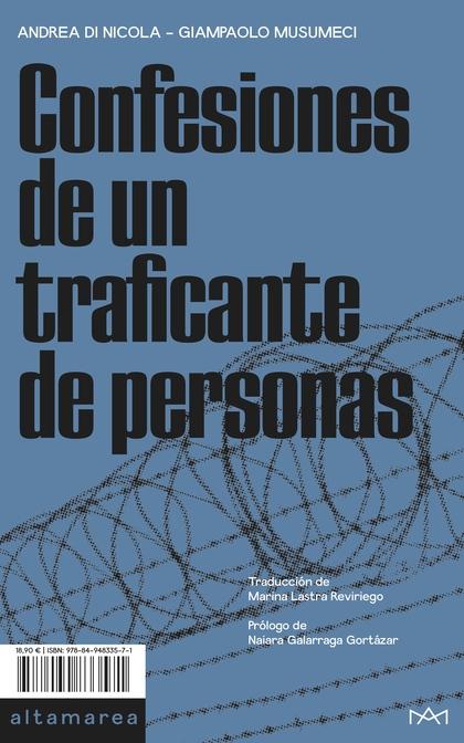 CONFESIONES DE UN TRAFICANTE DE PERSONAS