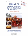 TABLAS DE COMPOSICIÓN DE ALIMENTOS : GUÍA DE PRÁCTICAS